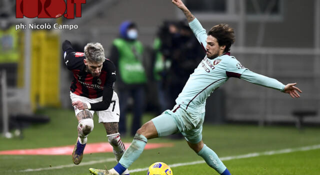 Milan, la probabile formazione: torna Castillejo. Out Ibra, c'è Rebic