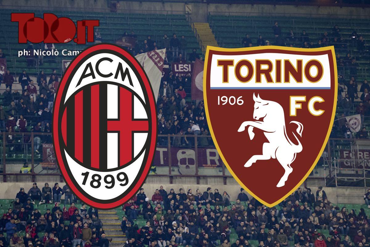 Milan-Torino, diretta