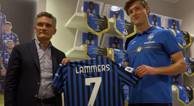 Lammers-Torino sì ma senza riscatto: le condizioni dell'Atalanta