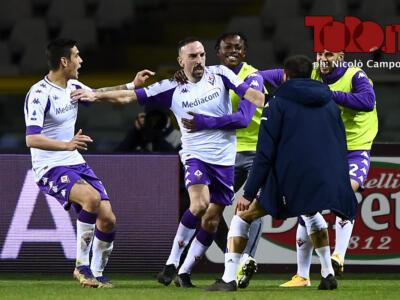 Che festa per Ribery: a Salerno tutti pazzi per il francese (che ha il Toro nel mirino)