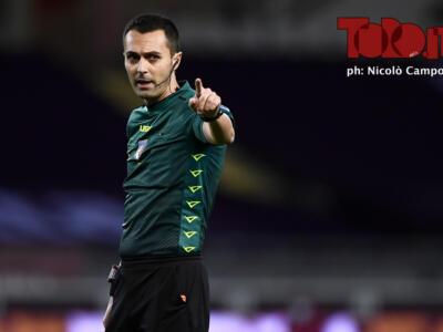 Torino-Fiorentina, Di Bello sbaglia negli episodi clou