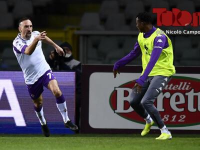La Salernitana pesca il jolly Ribery: contro il Toro un pericolo in più