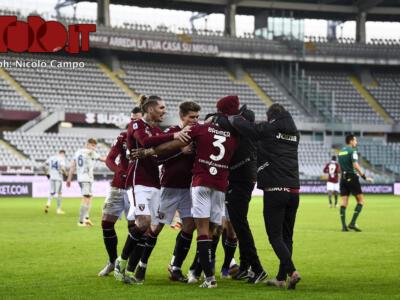 Torino, c'è un altro giocatore positivo al Covid: è l'ottavo!