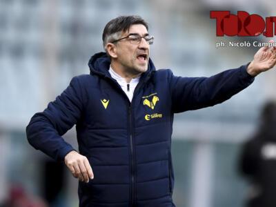 """Juric: """"Il Torino è inspiegabile. Contratto? Io faccio l'impiegato"""""""