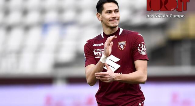 Torino, Lukic operato: out contro il Benevento