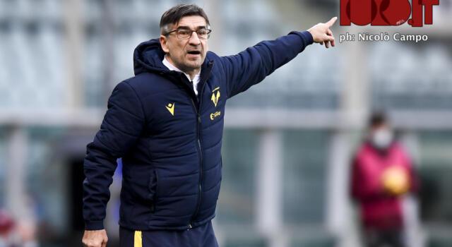 """Verona, il presidente Setti: """"Juric al Toro? Aspettiamo i prossimi giorni per capire"""""""