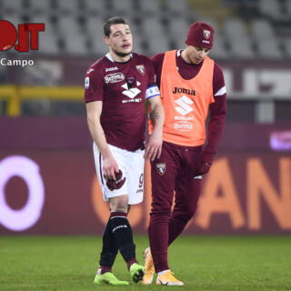 La fotogallery di Torino-Spezia 0-0: granata imbarazzanti