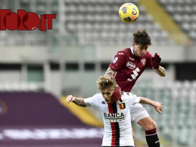 La probabile formazione del Torino: Baselli in regia, Lukic favorito su Linetty