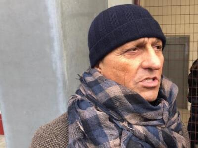 Covid, Giacomo Ferri ricoverato in ospedale