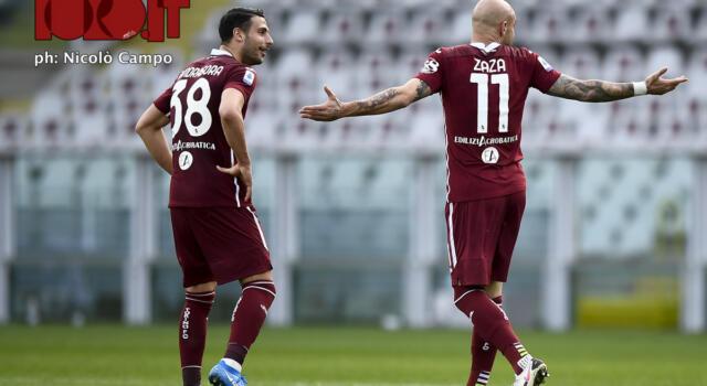 Le pagelle di Torino-Sassuolo: per Zaza doppietta decisiva, Sirigu salva nel finale