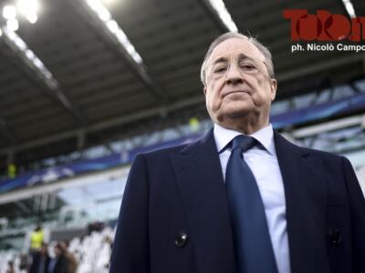 """Florentino Perez sulla Superlega: """"Se non guadagniamo noi, il calcio muore"""""""