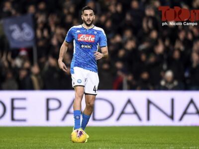 Giudice Sportivo, Manolas salta Torino-Napoli