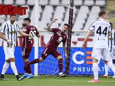 Sanabria illude, Ronaldo pareggia (col VAR): Toro-Juve finisce 2-2