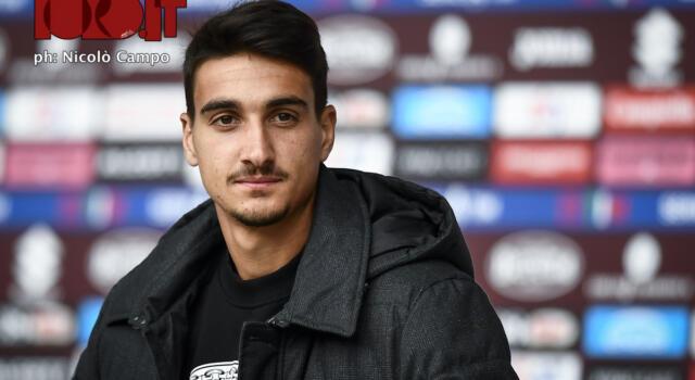 """Video / Sonego: """"Il Torino sta trovando la giusta intesa. La squadra è cresciuta"""""""