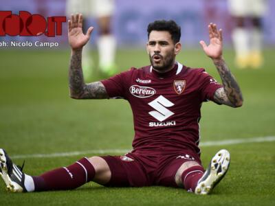 Torino-Al Fateh: non gioca Sanabria, l'attaccante si allena a parte