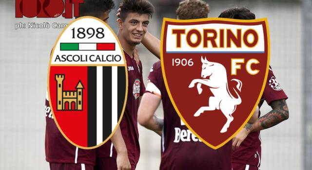 Primavera Ascoli-Torino 0-1: il tabellino