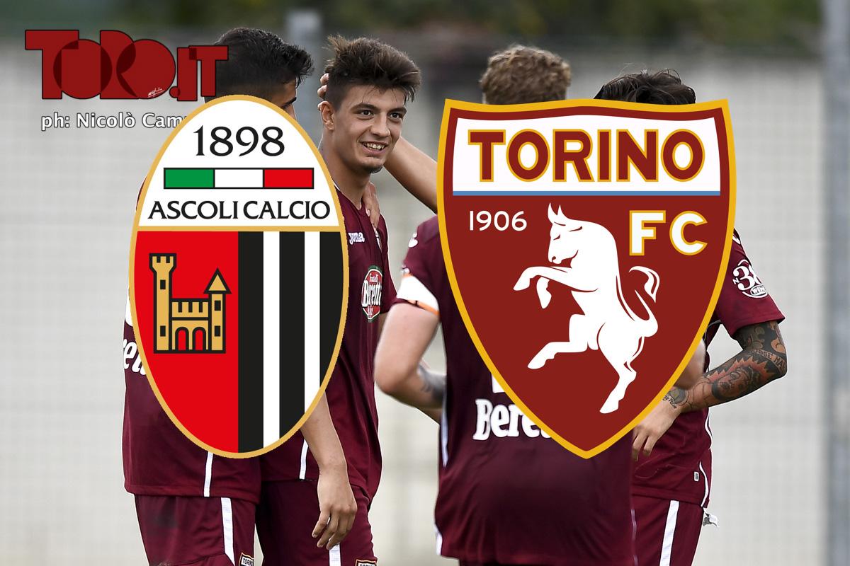 Ascoli-Torino, la diretta
