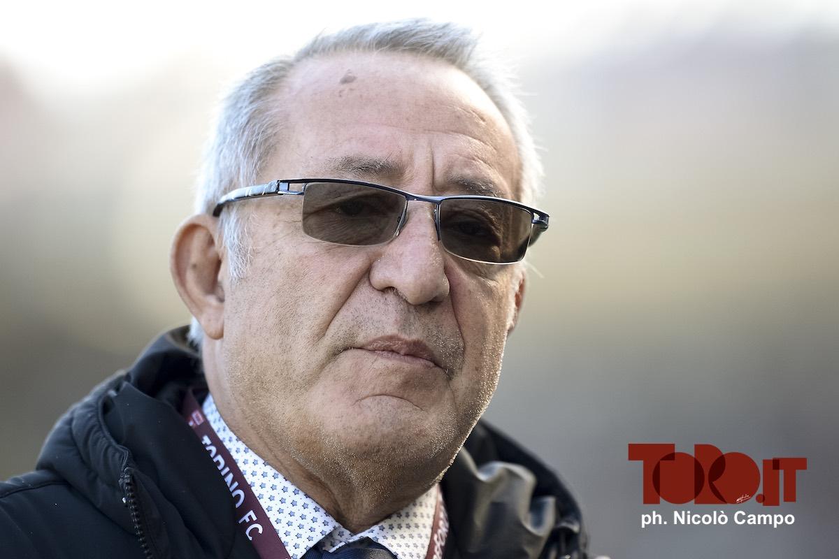 Oreste Vigorito, presidente del Benevento