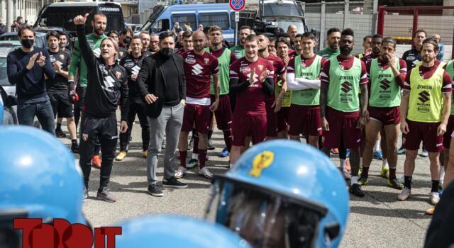 Nicola porta il Toro dal suo popolo: squadra e tifosi sono di nuovo un'unica entità
