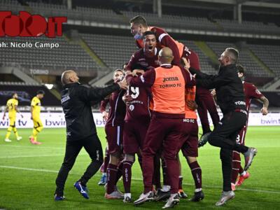 Tre punti d'oro: il Toro vola a +3 dal Benevento terzultimo