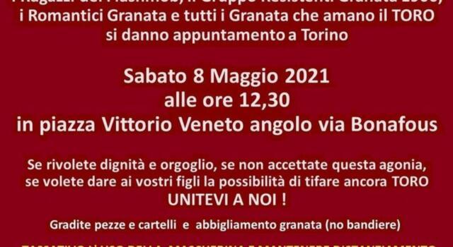 Torino, nuova contestazione: domani il raduno in Piazza Vittorio