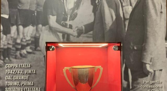 4 maggio, al Museo del Grande Torino presentata la Coppa Italia del '43