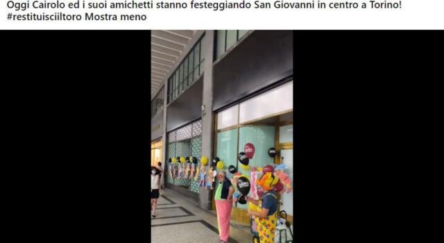Cairo nuova contestazione a Torino: il VIDEO