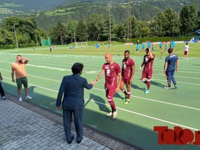 Cairo è arrivato a Bressanone: prima visita del presidente in Alto-Adige