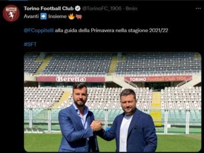 Torino Primavera, Coppitelli confermato per la stagione 21/22: è UFFICIALE