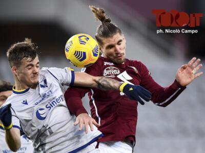 Ilic, Juric ci ripensa: il Torino può sfidare il Verona