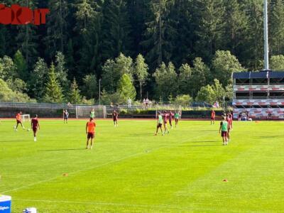 Toro, l'allenamento mattutino: Bremer e Kone ancora a parte