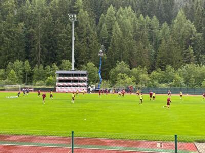 Torino, partitella in ritiro. Per Falque allenamento in palestra