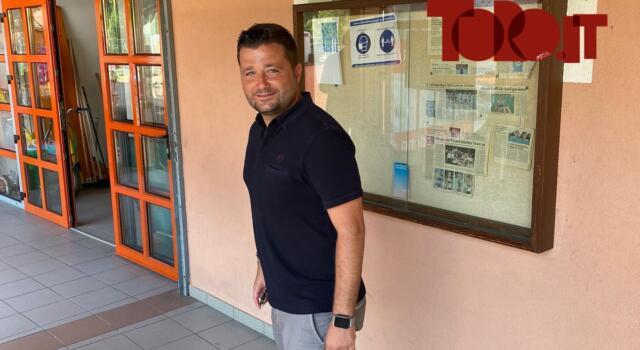Coppitelli osserva Juric: il tecnico della Primavera è a Santa Cristina