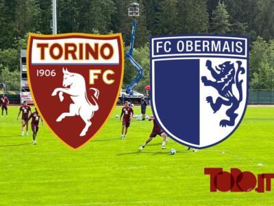 Torino-Obermais Merano 11-0: il tabellino