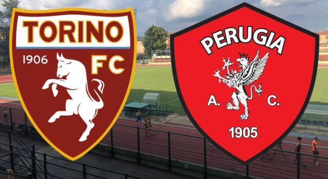 Primavera Torino-Perugia 5-3: il tabellino