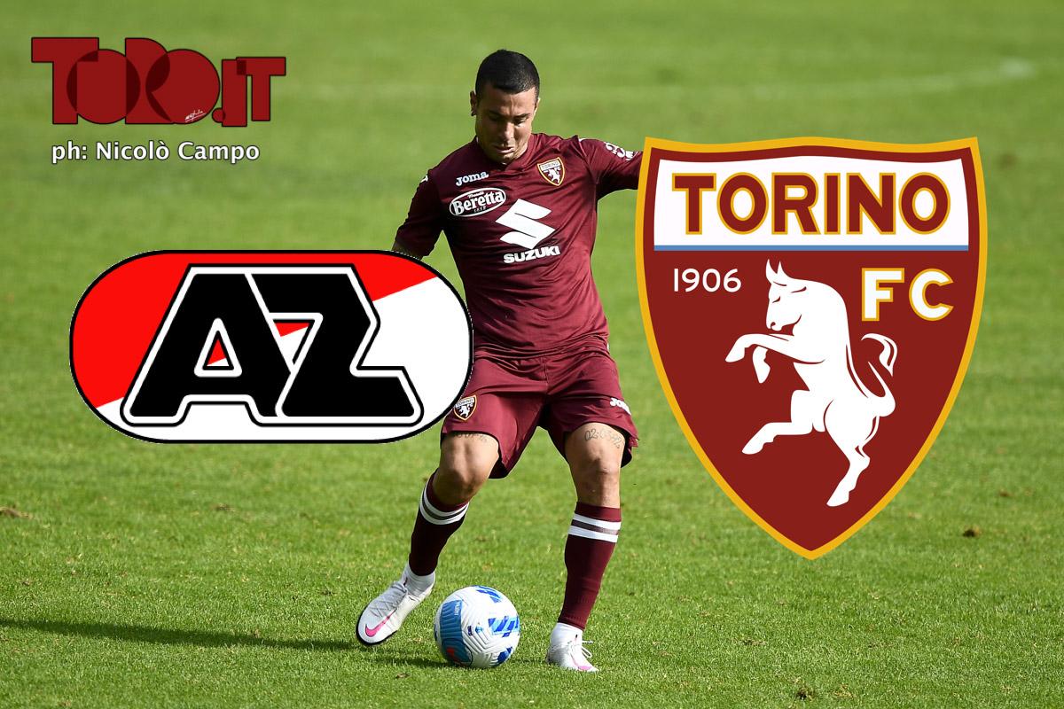 Az Alkmaar-Torino, diretta e tabellino