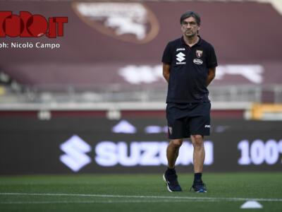 """Juric: """"Preoccupato per Belotti. Il Toro è da 5 ma può diventare da 8, il mio Genoa era più forte"""""""