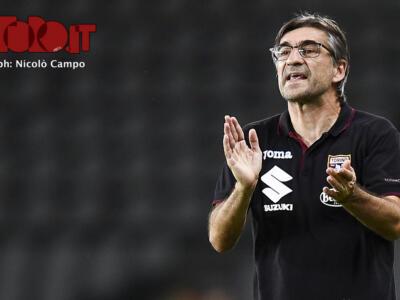 """Juric sente il sostegno dei tifosi: """"C'è partecipazione, dopo il derby applausi non scontati"""""""