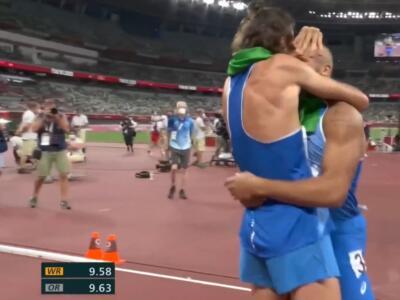 Tamberi e Jacobs nella storia: doppio oro olimpico nell'atletica