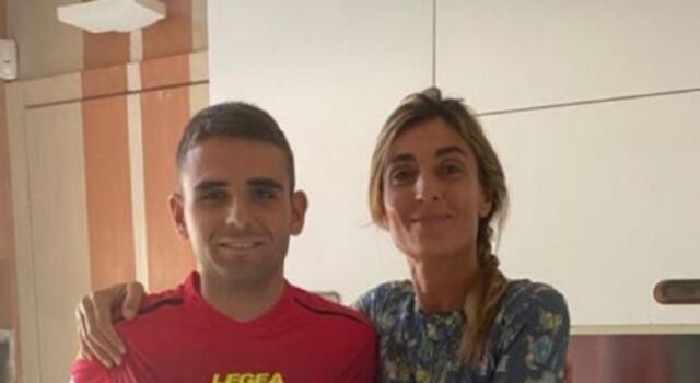 Il figlio di Cairo diventa arbitro: la foto postata sui social
