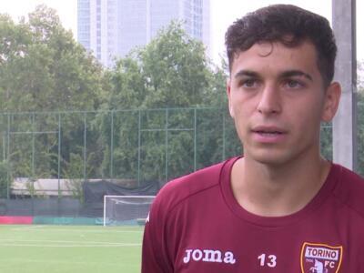 """Savini: """"Sogno l'esordio in Prima squadra, un orgoglio essere il capitano"""""""