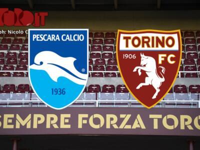 Primavera Pescara-Torino 3-4: il tabellino