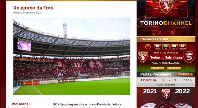 """Sul sito ufficiale: """"Cairo provvidenziale salvatore del Toro"""". Polemica tra i tifosi"""