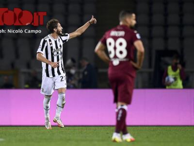 Torino, dall'85' disattenzioni ed errori: con la Juve è il quarto punto perso