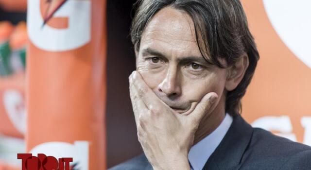 """Inzaghi: """"Spero di rimanere anche il prossimo anno"""""""