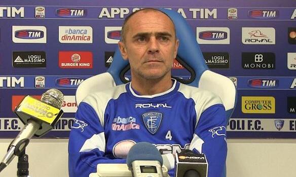 Empoli, ufficiale: Martusciello è il nuovo allenatore