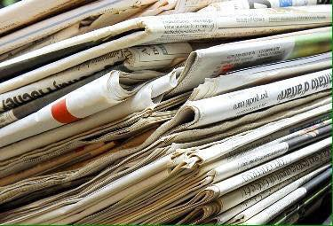 La rassegna stampa del 12 agosto 2015