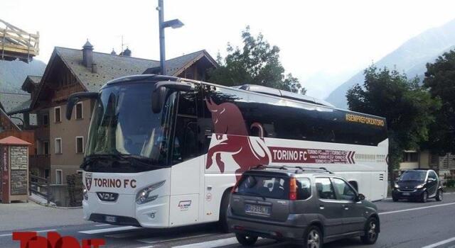 Il Toro arriva a Bormio: c'è anche Padelli