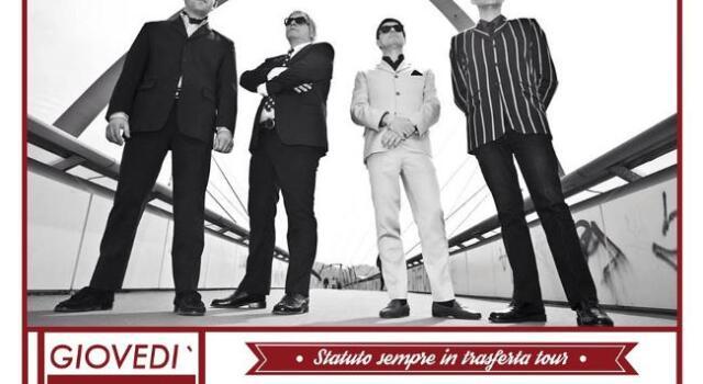 Gli Statuto cantano a Torino: domani il concerto del gruppo granata