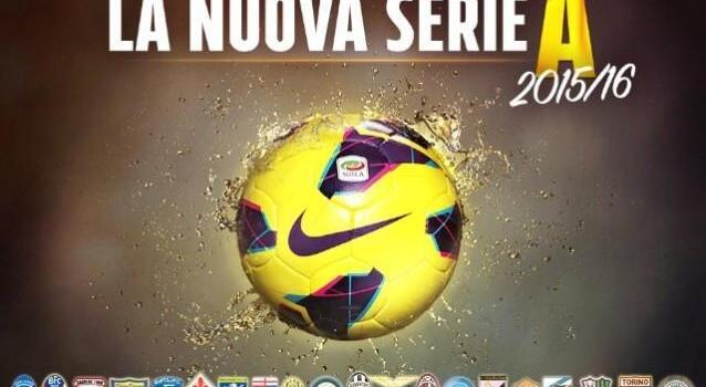 Serie A, gli antipi e posticipi delle prime due giornate